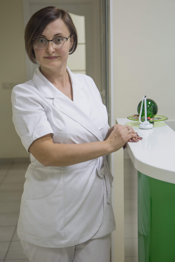 Кондратюк Наталья Викторовна